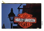 Harley Davidson New Orleans Carry-all Pouch