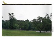 Historic Appomattox Panorama  Carry-all Pouch by Teresa Mucha