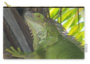 Iguana Puerto Rico Carry-all Pouch