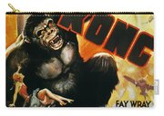 King Kong Poster, 1933 Carry-all Pouch