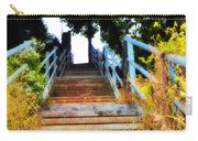 Manayunk Steps Carry-all Pouch by Bill Cannon