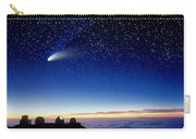 Mauna Kea Telescopes Carry-all Pouch by D Nunuk and Photo Researchers