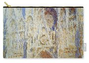 Monet: Rouen Cathedral Carry-all Pouch