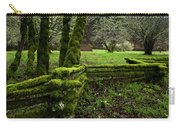 Mossy Fence 2 Carry-all Pouch by Bob Christopher