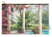 Poolside Garden Carry-all Pouch