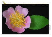 Prim On Black Carry-all Pouch