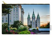 Slc Temple Js Building Carry-all Pouch