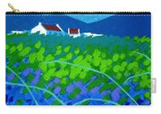 Starry Night In Wicklow Carry-all Pouch by John  Nolan