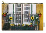 Sunflower Balcony Carry-all Pouch