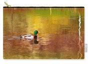 Swimming In Reflections Carry-all Pouch