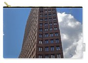 The Kollhoff-tower ...  Carry-all Pouch by Juergen Weiss