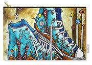 Whimsical Shoes By Madart Carry-all Pouch