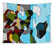 Puddlesponge Tapestry
