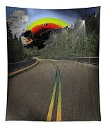 Road To Darkness Tapestry