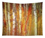 Strange Forest Tapestry