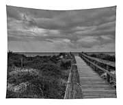 Walk To The Beach Alantic Beaches Nc Tapestry