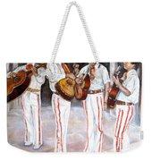 Mariachi  Musicians Weekender Tote Bag