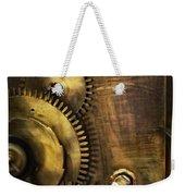 Steampunk - Toothy  Weekender Tote Bag
