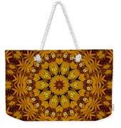 Popart Flowers Weekender Tote Bag