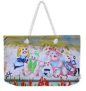 Bad Bears Weekender Tote Bag