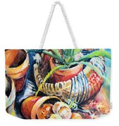Baskets Weekender Tote Bag