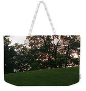 Beautiful Day In The Park Weekender Tote Bag