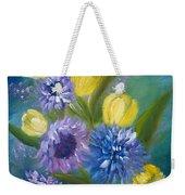 Bonnie Bouquet Weekender Tote Bag