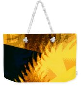 Change - Leaf12 Weekender Tote Bag