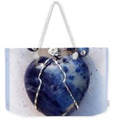 Don't Be Blue Weekender Tote Bag