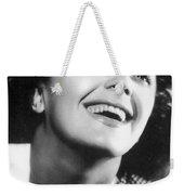 Edith Piaf Weekender Tote Bag