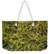 Green Square Weekender Tote Bag