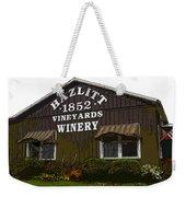 Hazlitt Winery 1852 Weekender Tote Bag