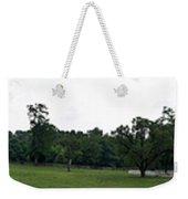 Historic Appomattox Panorama  Weekender Tote Bag by Teresa Mucha