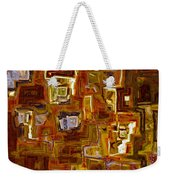 Jesus Christ The King Of The Ages Weekender Tote Bag