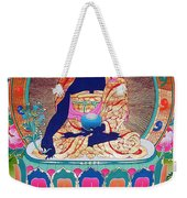 Medicine Buddha 11 Weekender Tote Bag