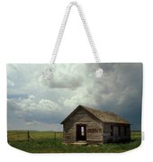 Prairie Church Weekender Tote Bag