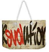Revolution Love Weekender Tote Bag