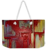 Sections Revisited Weekender Tote Bag