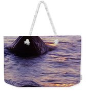 Sunset Lights Weekender Tote Bag