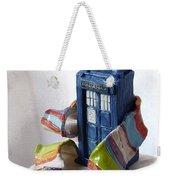 Tardis Ll Weekender Tote Bag