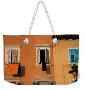 The Color Of Drying Weekender Tote Bag