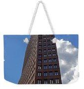 The Kollhoff-tower ...  Weekender Tote Bag by Juergen Weiss