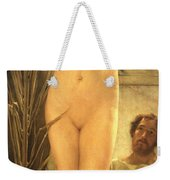The Sculptor's Model Weekender Tote Bag