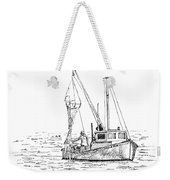 The Vessel Little Jim Weekender Tote Bag