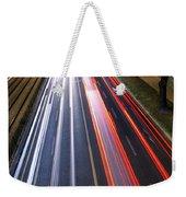 Traffic Lights Weekender Tote Bag