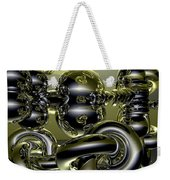 Twisted Logic Weekender Tote Bag