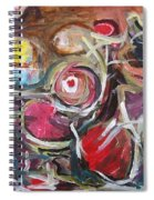 Abandoned Ideas3 Spiral Notebook