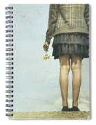 April 18 2010 Spiral Notebook