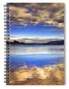 August 8 2010 Spiral Notebook