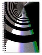 B-wmazezoom5 Spiral Notebook